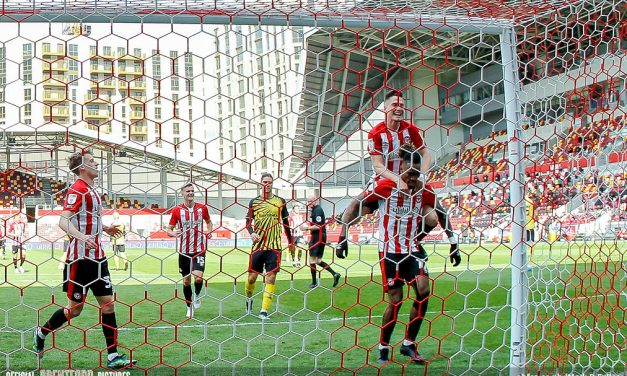 Brentford 2 Watford 0 – post-match podcast from the pub