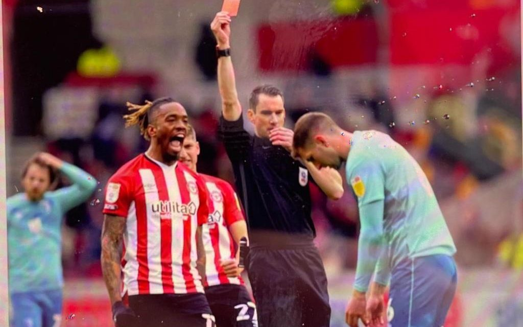 Brentford 3 Bournemouth 1 – The Bees are off to Wembley