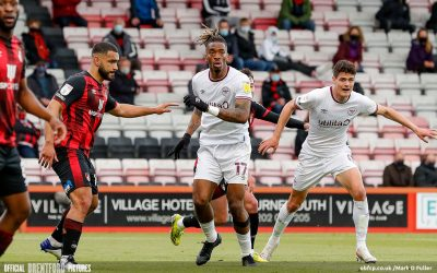 Brentford Need To Play With Zero Fear Against Bournemouth To Stand Any Chance of Playoff Glory