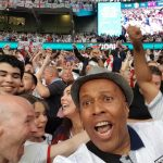 Don't Look Back In Anger: England Fans' Joy and Pain At Euro 2020 Final