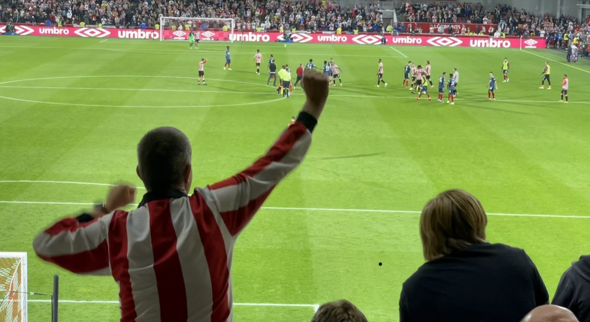 BRENTFORD POETRY IN MOTION: GAME ONE ARSENAL (H)