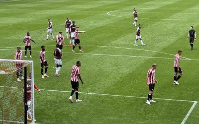 Brentford 0 West Ham 1 – Positive Performance Despite Narrow Bees Defeat
