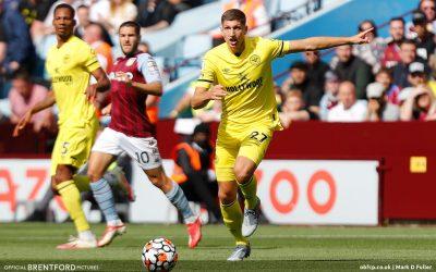 Aston Villa 1 Brentford 1 – Beesotted Post-Match Debrief